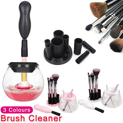 Brush Makeup Brushes Cleaner Washing Clean & Dry Wash Cleaning Tools Kit Beauty
