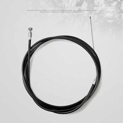 "Bicycle Brake Cable Wire 68.9 ""Line Stainless Steel with Housing Universal KS43"