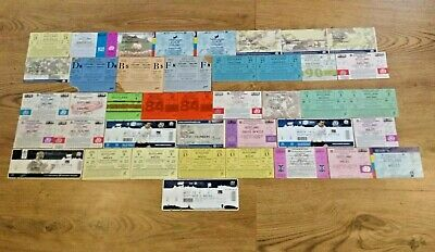 Scotland Used Rugby Union Tickets 1939 - 2013