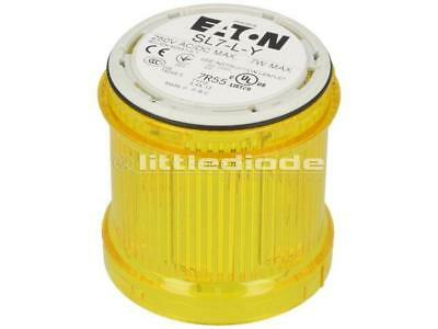 SL7-L-Y Signaller lighting continuous light Colour yellow bulb BA15D