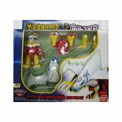 Digimon Adventure Armor super evolution figure vol.2 Horusmon Kit Japan new .
