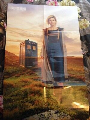 Doctor Who - Massive Jodie Whittaker Poster 13th Doctor