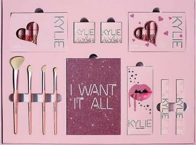 💋kyile Jenner I Want It All Birthday Collection Limited Edition💋