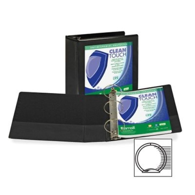 SAM18290 - Samsill Antimicrobial Insertable Round Ring Binder