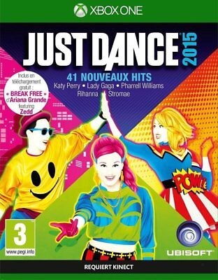 Just Dance 2015 Xbox One Neuf - Vendeur Pro Français  - Shpping Worlwide !