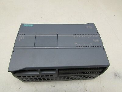 Siemens Simatic S7-1200, 6Es7217-1Ag40-0Xb0 , Cpu1217C Dc/Dc/Dc, Tested M/Offer!