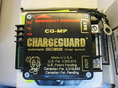 LEDCO Charge Guard - battery control unit (HAVIS)