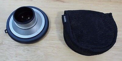 Sony Wide End Conversion Lens VCL-MHG07 X0.7 (S6)