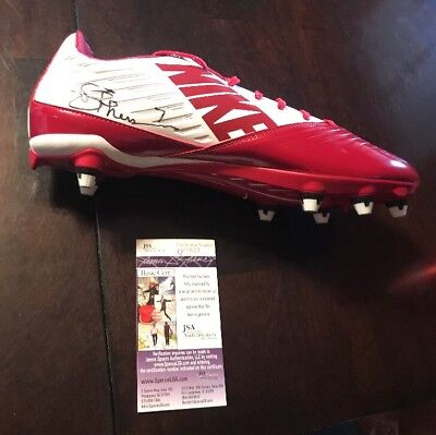94180d0926261 LAVONTE DAVID AUTOGRAPHED Signed Nike Cleat Tampa Bay Buccaneers JSA ...