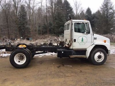 1999 Freightliner Cab and chassis 8.3 Cummins only 58k miles no emissions