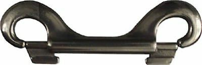 National N262-352 STAINLESS STEEL 3-15/16 Double Bolt Snap swl260 [KC8] 3 PACK