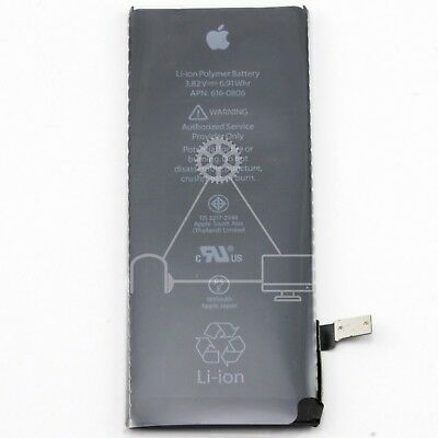 New Replacement battery w Flex for iPhone 6 1810mAh 616-0804