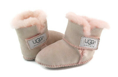 917d4eec840 BABY GIRL'S INFANT Ugg Boots Booties Small Light Pink - $9.99 | PicClick