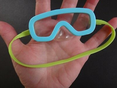 AMERICAN GIRL Kailey's SWIM GOGGLES Snorkeling Accessory