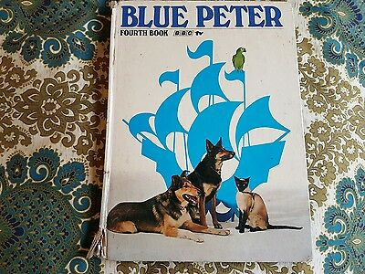 Blue Peter book 4, Retro Children's book