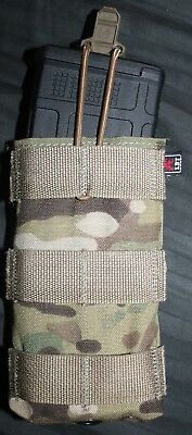 New Multicam Lbt-6146A Speed Single M4 Mag Molle Pouch S&s Precision Seal Devgru