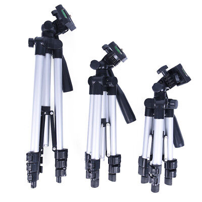 Professional Camera Tripod Stand Holder Mount for iPhone Samsung Cellphone+Bag!