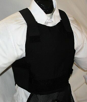 New Small Carrier IIIA  Concealable Body Armor BulletProof Vest