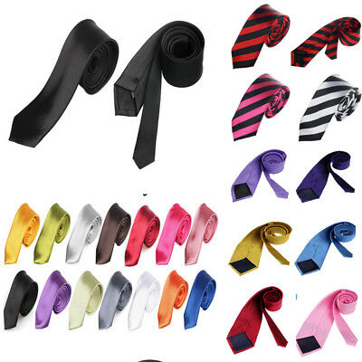 "New Classic Solid Color Party Wedding Striped Tie Jacquard Woven Men""s  Necktie"