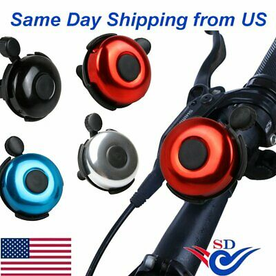Classic Mental Bicycle Cycling Loud Bell Horn Ring for Boys Girls Kids Mini Bike