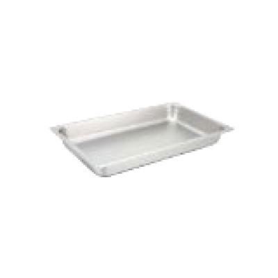 Pan Winco SPF2 2.5 Inches Full Medium Size Stainless Steel Cookware and Durable