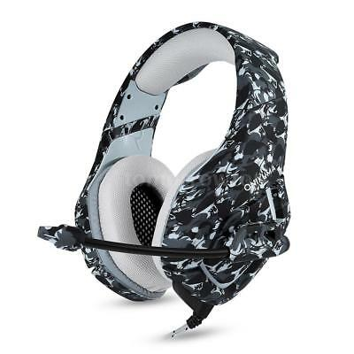 ONIKUMA K1 3.5mm Gaming Headsets with Mic HiFi Stereo Sound Noise Reduction