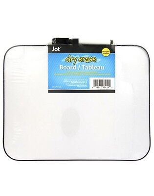 "Jot Magnetic Dry Erase Board 8.5"" x 11"" Marker Included"