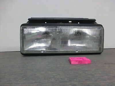 1987-1988 Oldsmobile Cutlass Supreme Coupe Euro Left Driver Head light  #210
