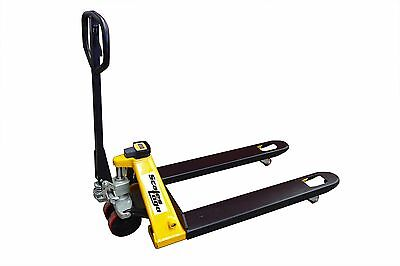 Heavy Duty Pallet Jack Scale 5,000 lb x 1 lb ***BRAND NEW***