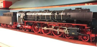 Pein BR 01 220 Steam Locomotive DRG 1 Gauge Metal Digital for Märklin KM1 Kiss