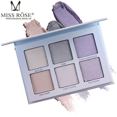 Makeup Eyeshadow Powder Glow Contour Kit Bronzer Highlighter Concealer Palette