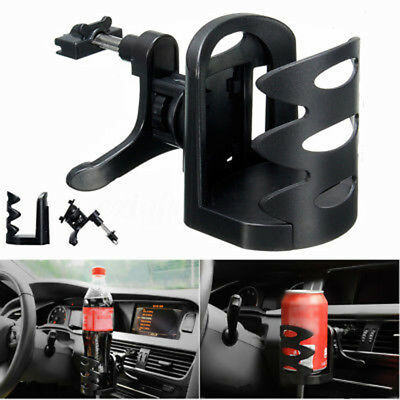 Adjustable Car All Size Drinking Cup Bottle  Air Vent Mount Stand Holder