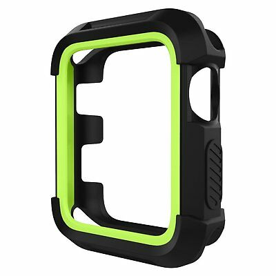 Apple Watch Case Series 3/2/1 Rugged Iwatch Cover Screen Protection For 38mm NEW