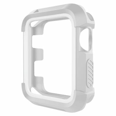 Apple Watch Case Series 3/2/1 Screen Protection Rugged Bumper Cover For 38mm NEW
