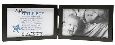 The Grandparent Gift Co. Sweet Something Tabletop Frame, Daddy's Little B... New