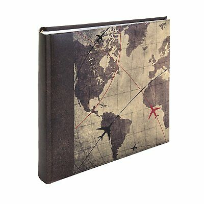 "Kenro Holiday Series Global Traveller Memo Album - 6x4"" up to 200 Photos"