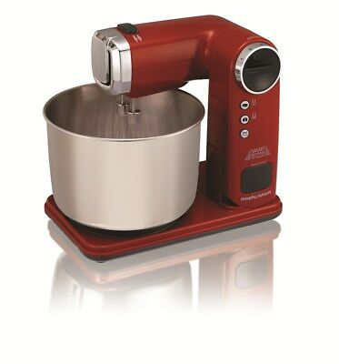 Morphy Richards 400406 Total Control Folding Stand Mixer