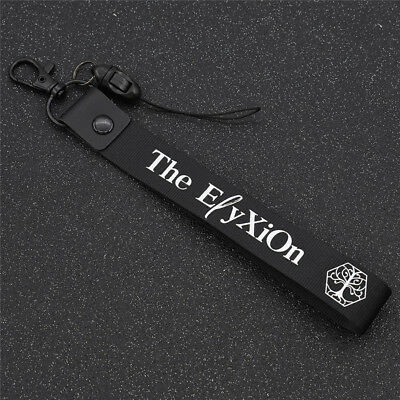 EXO PLANET#4 TheEℓyXiOn Lanyard Keychain The Power Of Music Concert Lanyard