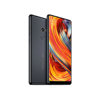 Mi Mix 2 4G Ds 64Gb Black Xiaomi (Hp01939)