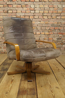 60er 70er lounge chair sessel retro vintage schalensessel clubsessel grau eur 195 00. Black Bedroom Furniture Sets. Home Design Ideas
