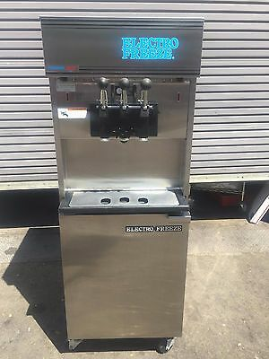 2008 Electrofreeze 99T -RMT Soft Serve Ice Cream Frozen Yogurt Machine 1ph Air