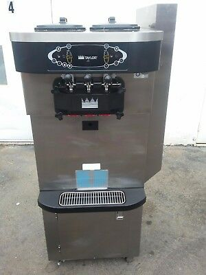 2012 Taylor C723 Soft Serve Frozen Yogurt Ice Cream Machine Warranty 1ph Air