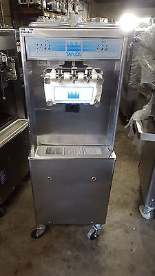 2009 Taylor 794 Soft Serve Frozen Yogurt Ice Cream Machine Warranty 3Ph Air
