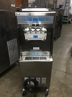 2012 Taylor 336 Soft Serve Frozen Yogurt Ice Cream Machine Warranty 1Ph Air