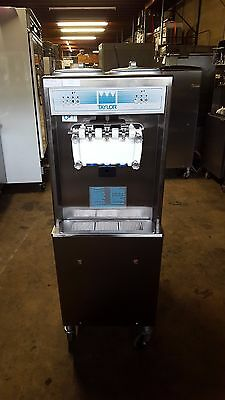2012 Taylor 794 Soft Serve Frozen Yogurt Ice Cream Machine Warranty 3Ph Air
