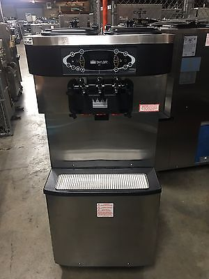 2008 Taylor C713 Soft Serve Frozen Yogurt Ice Cream Machine Warranty 1Ph Air
