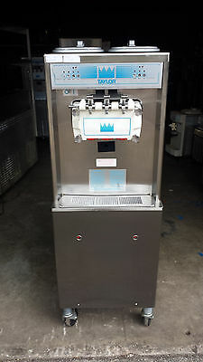 2010 Taylor 794 Soft Serve Frozen Yogurt Ice Cream Machine Warranty 3Ph Water
