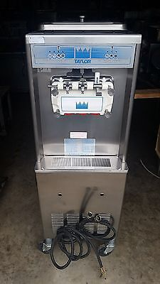 2010 Taylor 336 Soft Serve Frozen Yogurt Ice Cream Machine Warranty 1Ph Water