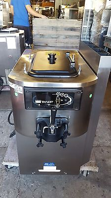 2011 Taylor C709 Soft Serve Frozen Yogurt Ice Cream Machine Warranty 3Ph Air