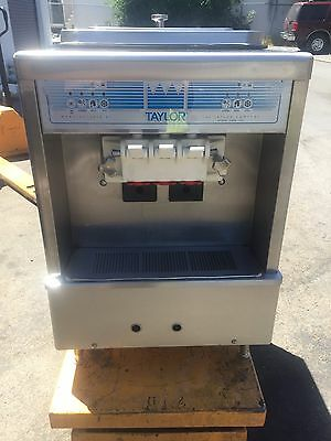 2003 Taylor 161 Soft Serve Ice Cream Frozen Yogurt Machine Warranty 1Ph Air